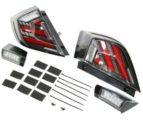Mugen Plug & Play LED Tail Light Kit - Honda Civic Type R FK8 (2017-2020)