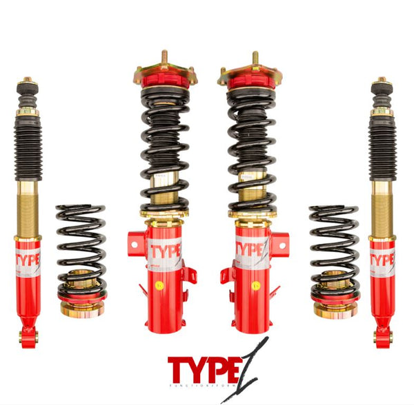 Function & Form Type 1 Coilovers - Honda Civic Si FB FG (2014-2016)