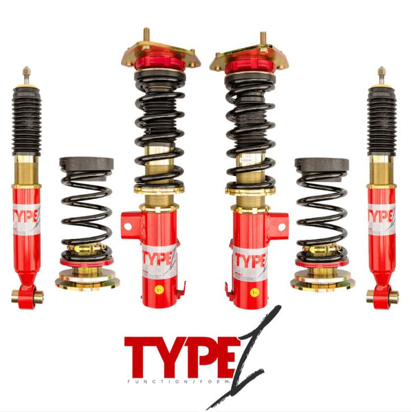 Function & Form Type 1 Coilovers - Hyundai Genesis Coupe BK (2009-2010)