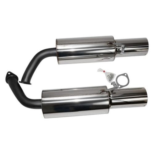 HKS Performance Hi-Power Series Rear Section Exhaust - Lexus GS300 (1998-2005)
