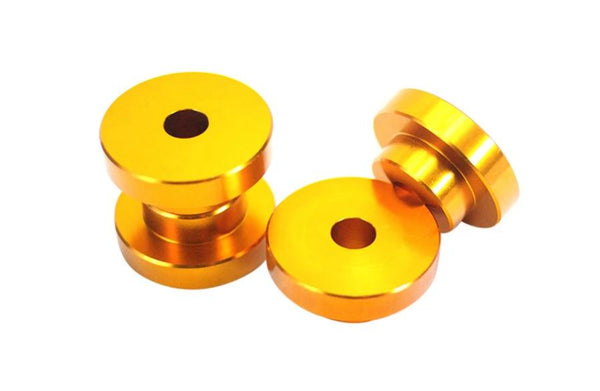 ISR Performance Solid Differential Mount Bushings Set - Nissan 240sx S14 S15 (1995-2001)