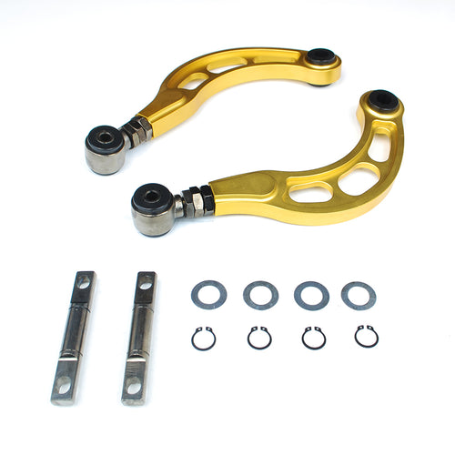 GSP Godspeed Project - Acura ILX (DE) 2013-17 Gen2 Adjustable Rear Camber Arms, Gold