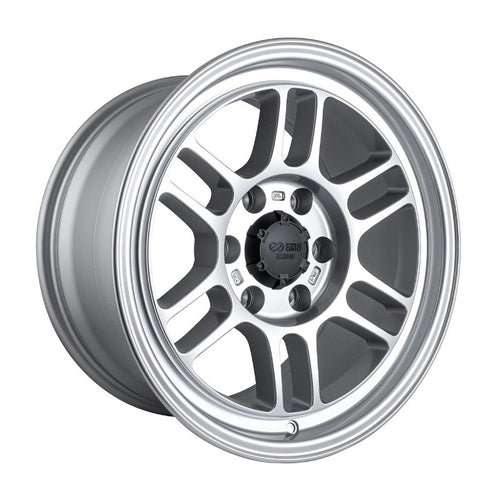 Enkei RPT1 17x9 / 6x135 / 12mm Offset - Silver Wheel