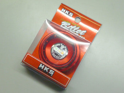 HKS Performance RED Oil Filler Cap - Subaru BRZ (2012+)