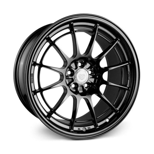 Enkei NT03+M 18x9.5 / 5x114.3 / 40mm Offset - Gloss Black Wheel