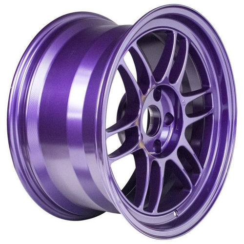 Enkei RPF1 18x9.5 / 5x114.3 / 38mm Offset - Purple Wheel