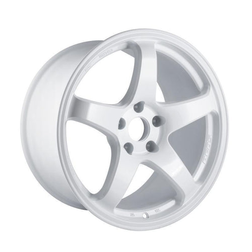 Enkei PF05 18x9.5 / 5x114.3 / 38mm Offset - White Pearl Wheel