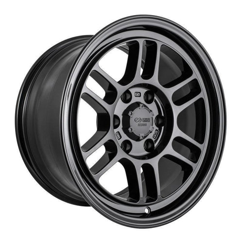 Enkei RPT1 17x9 / 6x135 / 12mm Offset - Gloss Black Wheel
