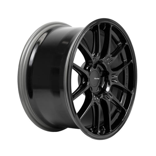 Enkei GTC02 18x9.5 / 5x114.3/  40mm Offset - Gloss Black Wheel