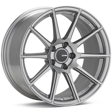 Enkei TS10 18x9.5 / 5x114.3 / 35mm Offset - Grey Wheel