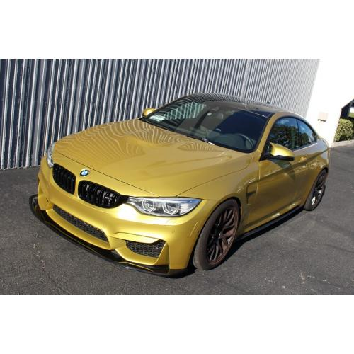 APR Performance Carbon Fiber Front Air Dam / Spoiler Lip - BMW F80 F82 M3 M4 (2015-2020)