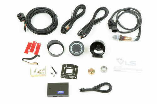Tanabe Revel VLS 52mm Digital OLED 10.0:1-20.0:1 Wideband Air / Fuel Ratio Gauge
