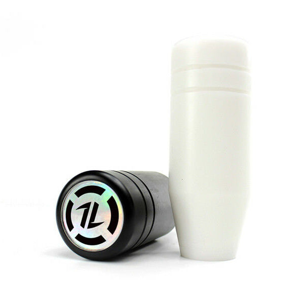 ISR Performance Shift Knob 100mm WHITE 10x1.25 - Nissan / Infiniti