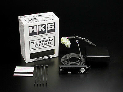 HKS Turbo Timer 9th type-0 Push Start Ignition - Universal