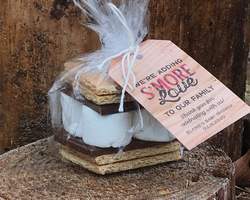 S'More Party Favor