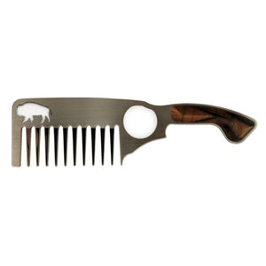 Bisson Afro Comb No.3 - The Beard-O