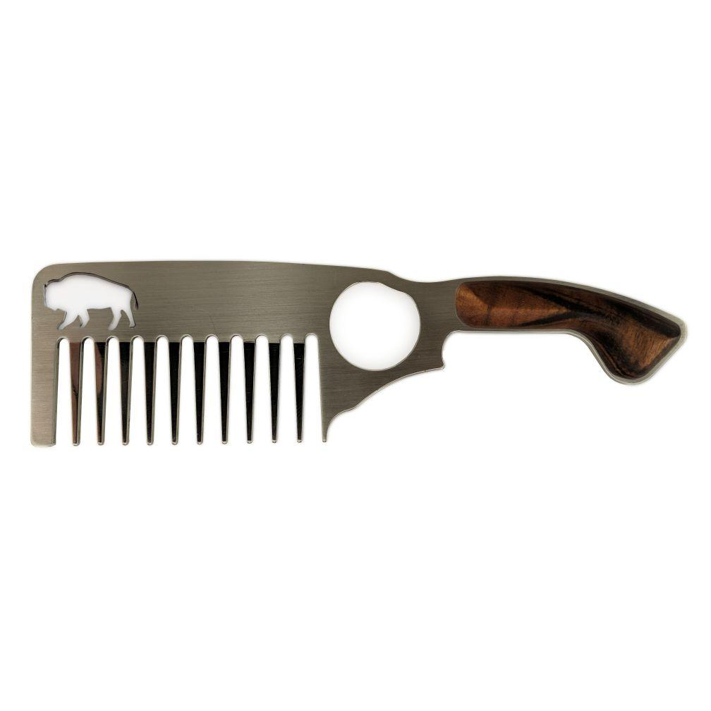 Bisson Hair & Beard Comb No.2 - The Beard-O