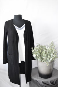 Kenning Cardigan - Black