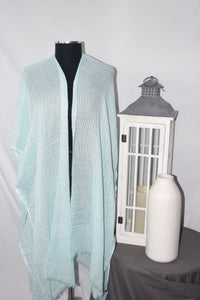 Shalmar Cotton Summer Cover Up