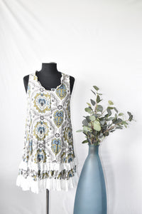 Papillon Paisley Dress