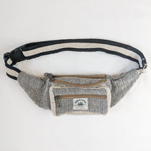 Load image into Gallery viewer, Hemp & Cotton Bum Bags