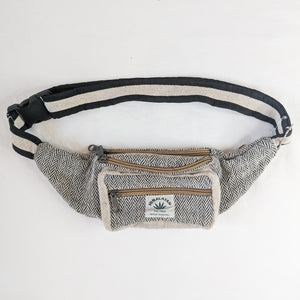 Hemp & Cotton Bum Bags