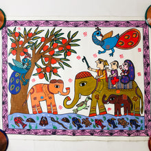 Load image into Gallery viewer, Original Mithila Paintings