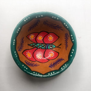 Hand-painted terracotta bowls - small