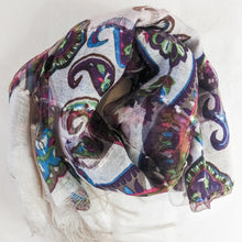 Load image into Gallery viewer, Gossamer Silk Scarves