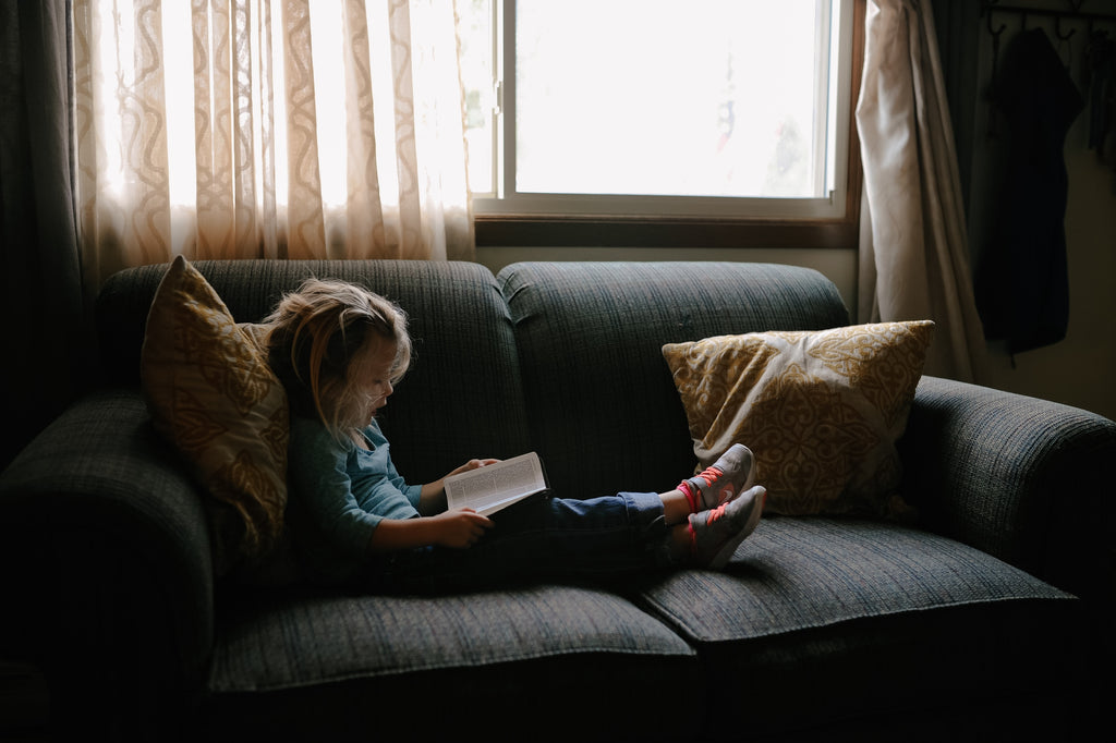 How to Get Your Child Reading from a Young Age