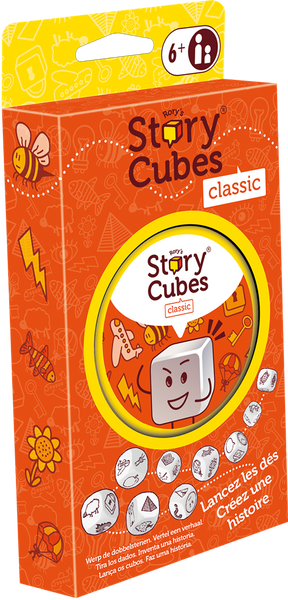 Story cubes classic eco blister - NL
