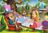 "puzzel karton ""alice in wonderland"" 40 pcs MAXI"