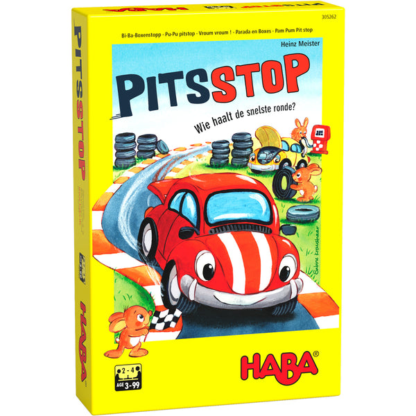 pitsstop NL