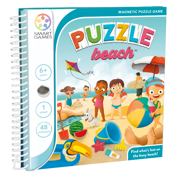 smartgames magnetic beach