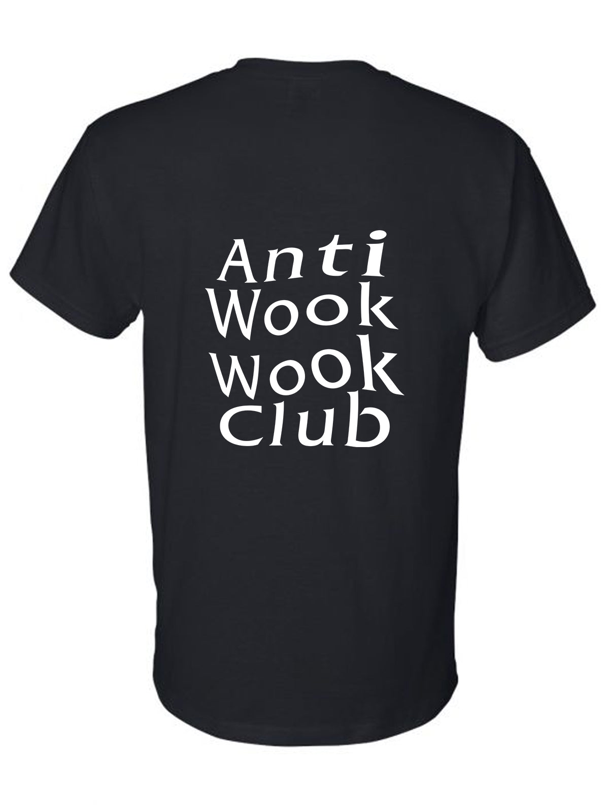 Anti Wook Wook Club T-Shirt