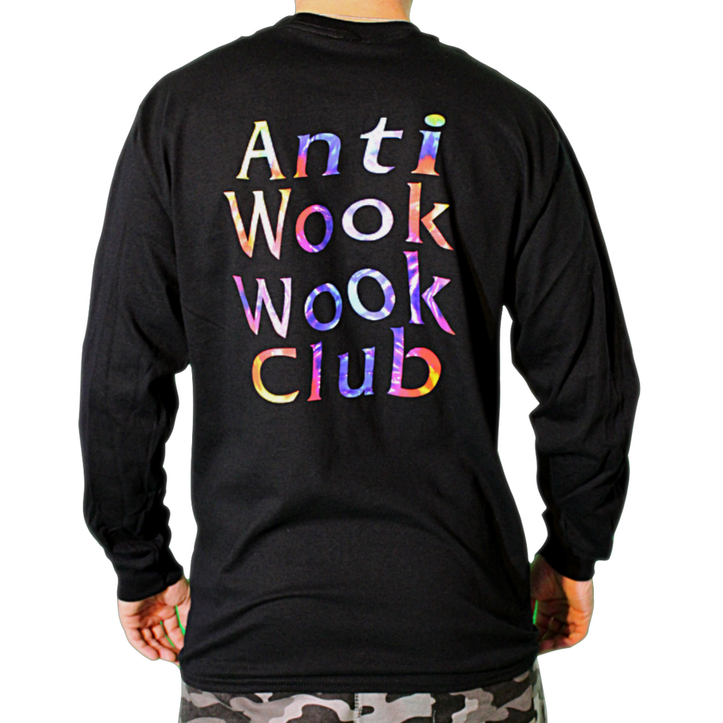 Anti Wook Wook Club Long Sleeve