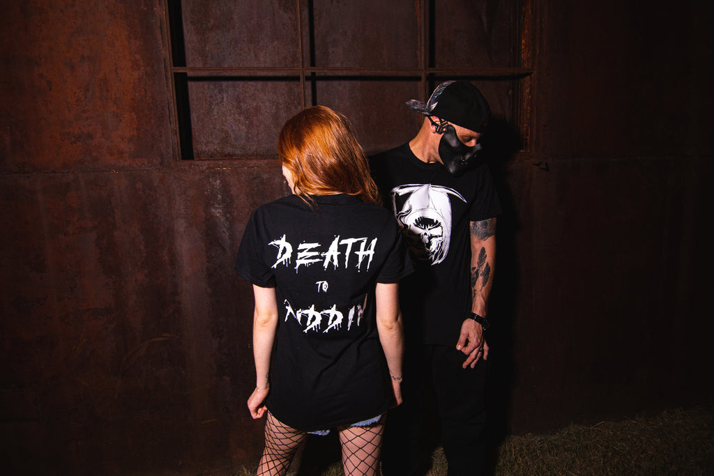 Death To Riddim