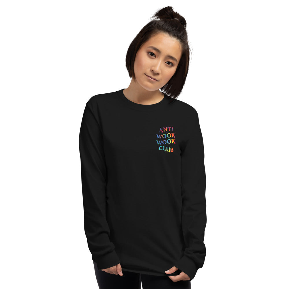 Anti Wook Wook Club Long Sleeve Shirt