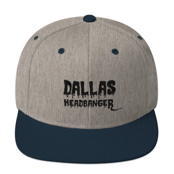 Dallas Headbanger Multicolor Snapback (Yupoong)