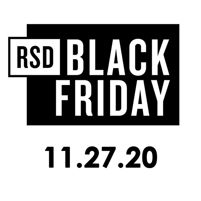 Black Friday RSD