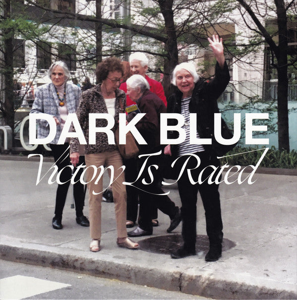 Dark Blue - Victory Is Rated - Vinyl