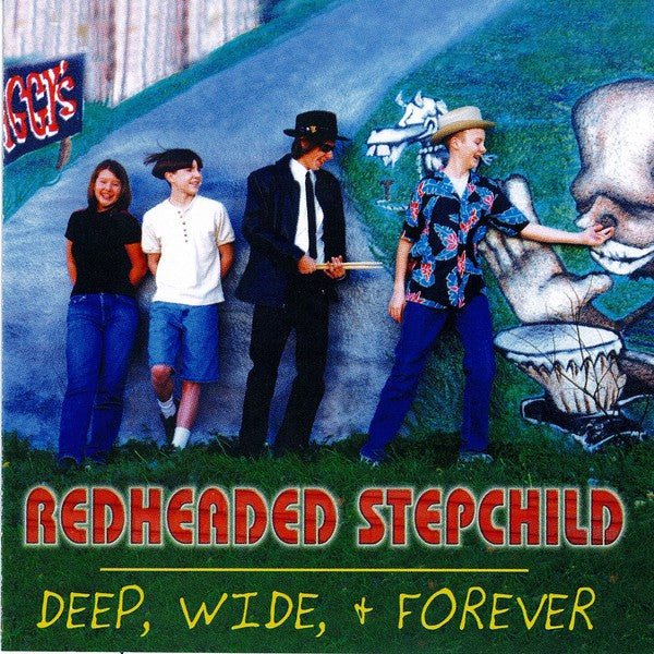 RedHeaded Stepchild* : Deep, Wide, & Forever (CD)