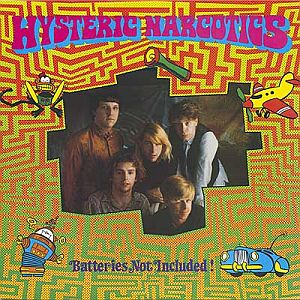 Hysteric Narcotics - Batteries Not Included! - Vinyl