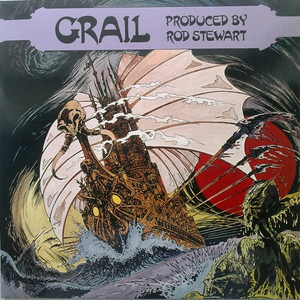 Grail - Grail - CD