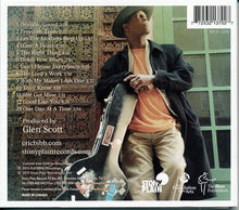 Load image into Gallery viewer, Eric Bibb : Jericho Road (CD, Album)