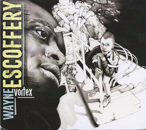 Wayne Escoffery : Vortex (CD, Album)
