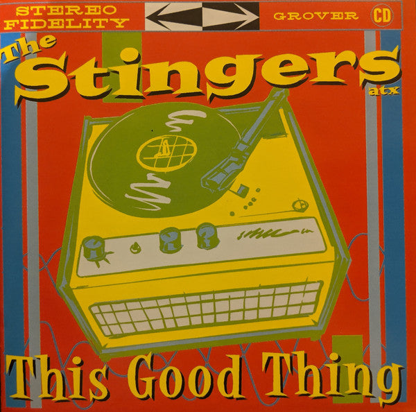 The Stingers ATX : This Good Thing (CD, Album)