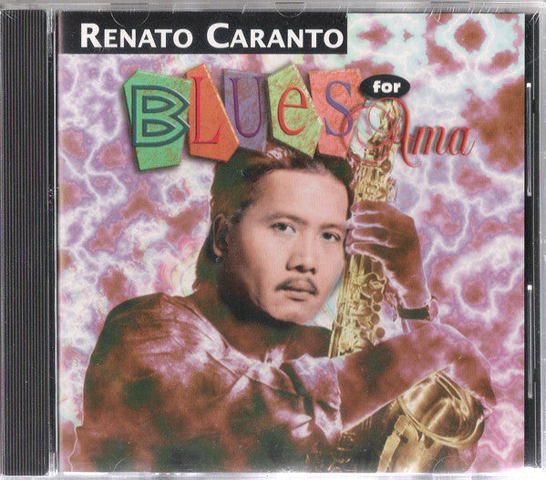 Renato Caranto : Blues For Ama (CD, Album)