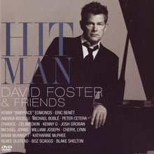 Load image into Gallery viewer, David Foster : Hit Man David Foster & Friends (CD, Album + DVD-V, NTSC)
