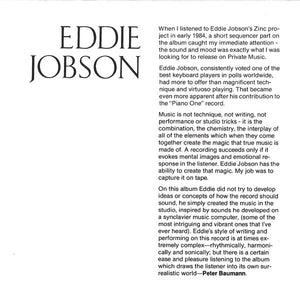 Eddie Jobson : Theme Of Secrets (CD, Album)